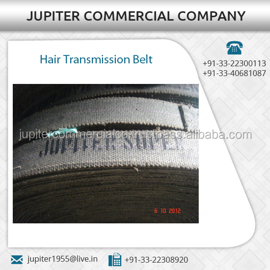 Tough Strong Durable Hair Transmission Belt