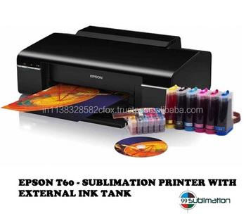 T60 Sublimation 6 Colors Printer With Externel Ink Tank - Buy T60  Sublimation 6 Colors Printer With Externel Ink Tank,T60 Sublimation 6  Colors