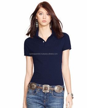 d06574dd395 polo collar striped t shirt wholesale new design women polo t shirt design  color combination polo