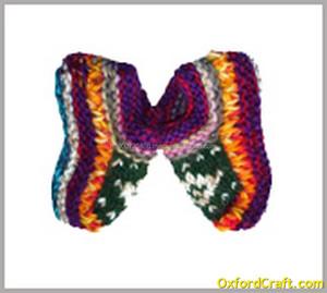 knitting silpper