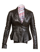 Woman Leather Jacket / Lamb Leather Jacket / Genuine Lamb Leather Jacket for Woman