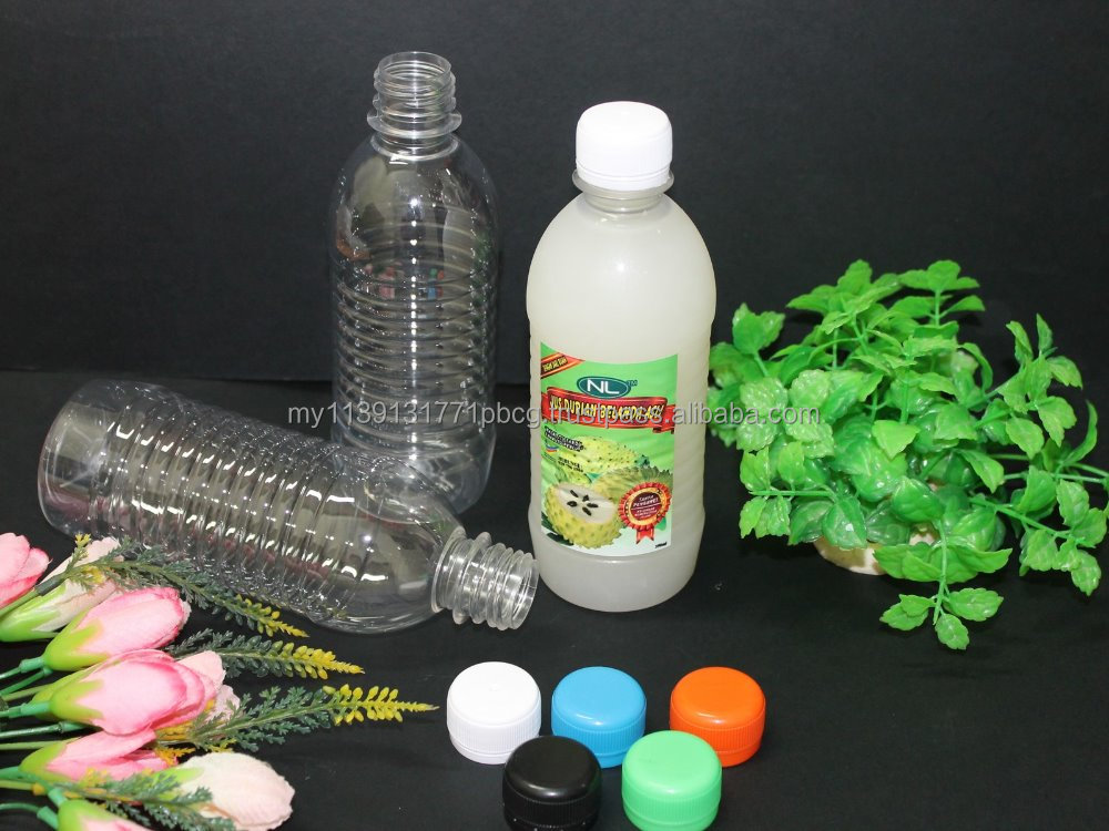 Malaysia PET plastic mineral water bottle 350ML with screw cap. RM0.197 PER PIECE!