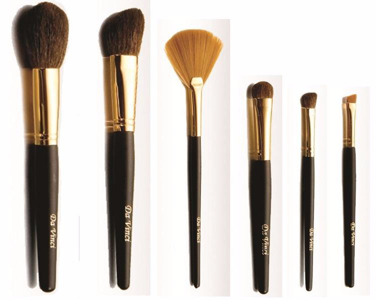 Da Vinci Cosmetics Makeup Brush - Professional Brushes for Mineral Powder Makeup