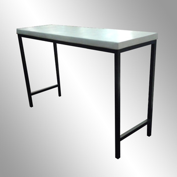 Concrete Combination Metal Console Table - Medan Design - Buy ...