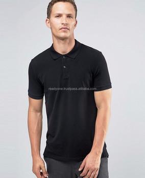 Hotsell moderna hombres polo con cuello y puños de contraste de malla en  forma seca a3a6a5a70978a