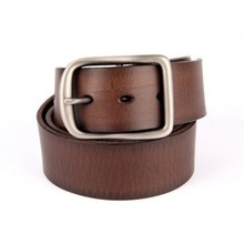 leather belfor /Fashion real leather belt