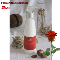 Facial Cleansing Milk - Rose