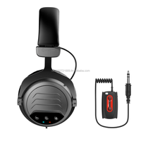 Wirfree Headphone W6 PRO for Metal Detector with 1/4