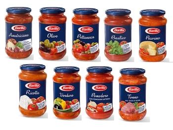 Barilla integrated italian pasta manufacturer