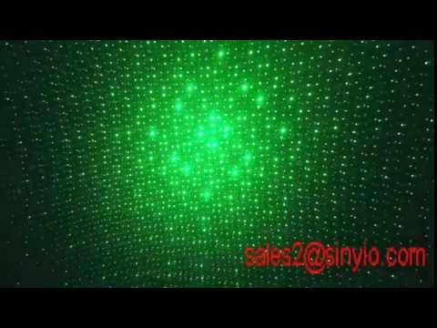 Static single laser green light for garden/party/lawn/tree/house wall decoration