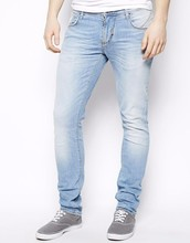 OEM Stretchable men's Skinny Fit Jeans