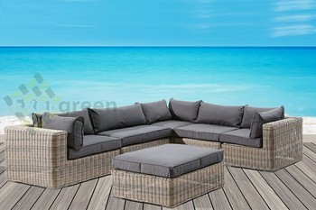 Modular poly wicker furniture rattan vietnam wholesale for Outdoor furniture vietnam