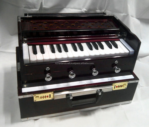 Small Folding Indian Musical Instrument Harmonium