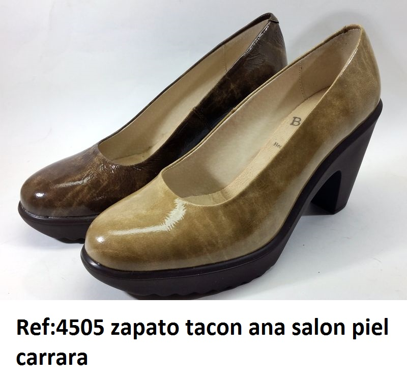 heel footwear made quality of leather with Ladies qBZtn5I