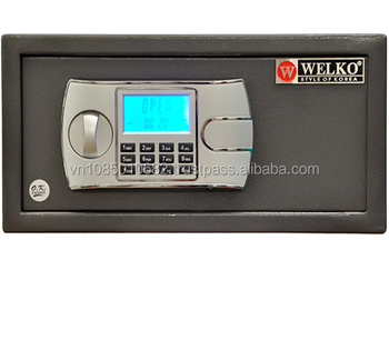 Digital Hotel safe locker for home with laptop size