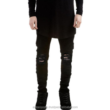 458e22240 Distressed denim jeans pants - New style boys new design jeans pant/new  style fashion