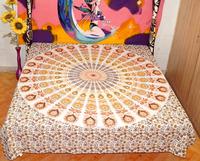 Indian Mandala Duvet Cover Cotton Handmade Quilt bed comforter sets