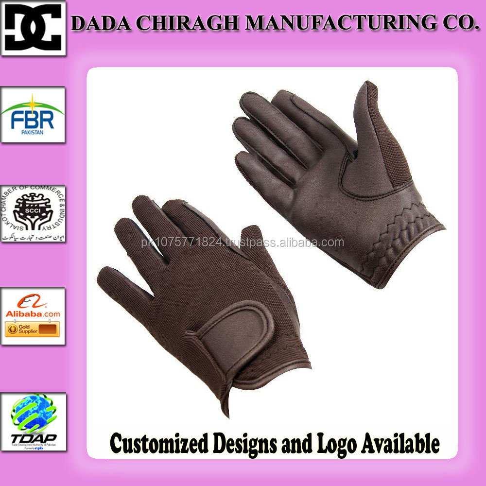 Ladies leather horse riding gloves - Leather Horse Riding Gloves Leather Horse Riding Gloves Suppliers And Manufacturers At Alibaba Com