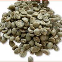 Natural Processed Coffee Green Beans From Nepal Himalayan Region ...