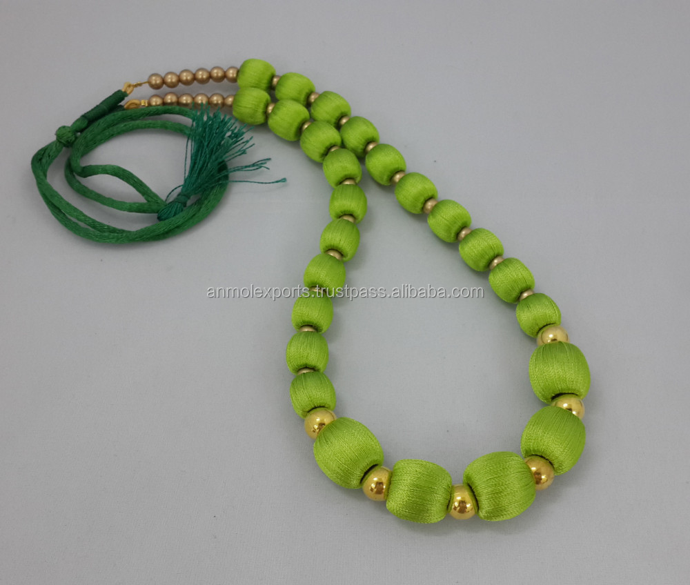 earring bangle buy necklace and thread for set silk woman product
