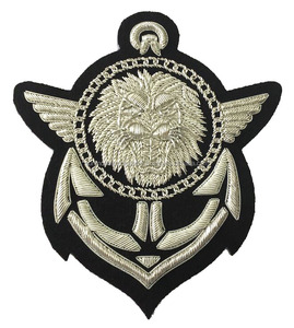 Embroidery Crest Badge Wholesale, Crest Badge Suppliers - Alibaba