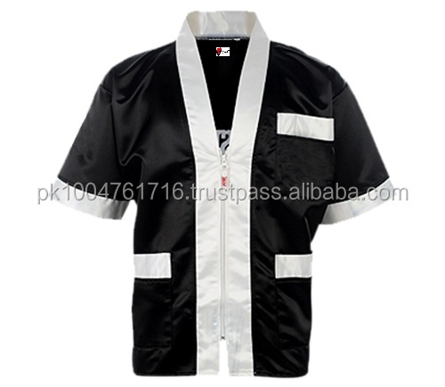 Boxing Corner Jacket's. Boxing Gown Satin Gowns / Corner Man Jackets