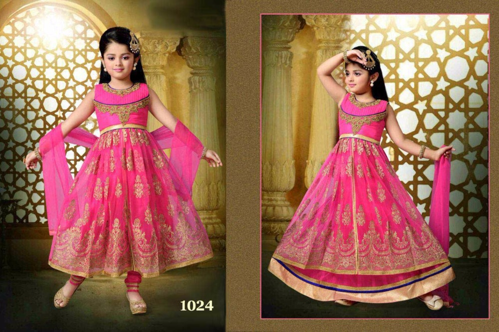82a9f5ff56 EID Special New kids lehenga Designs, View kids lehenga choli, Dot ...