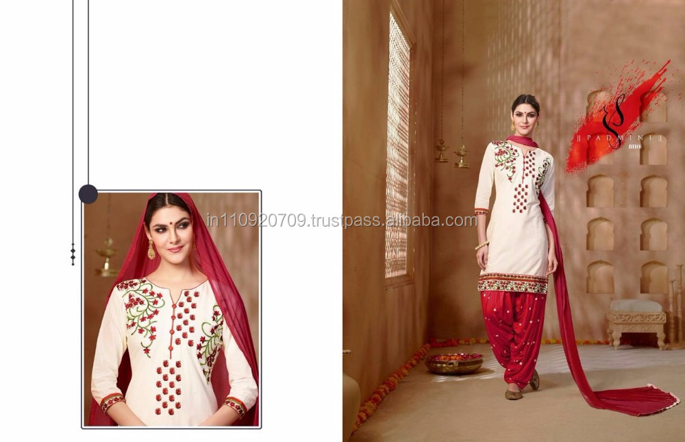 3515472f4d Shop Stylish Readymade Cotton Suits Online - Buy Dresses Online ...