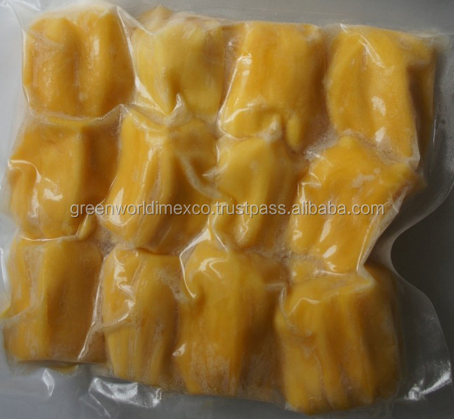 Fresh Frozen Jackfruits