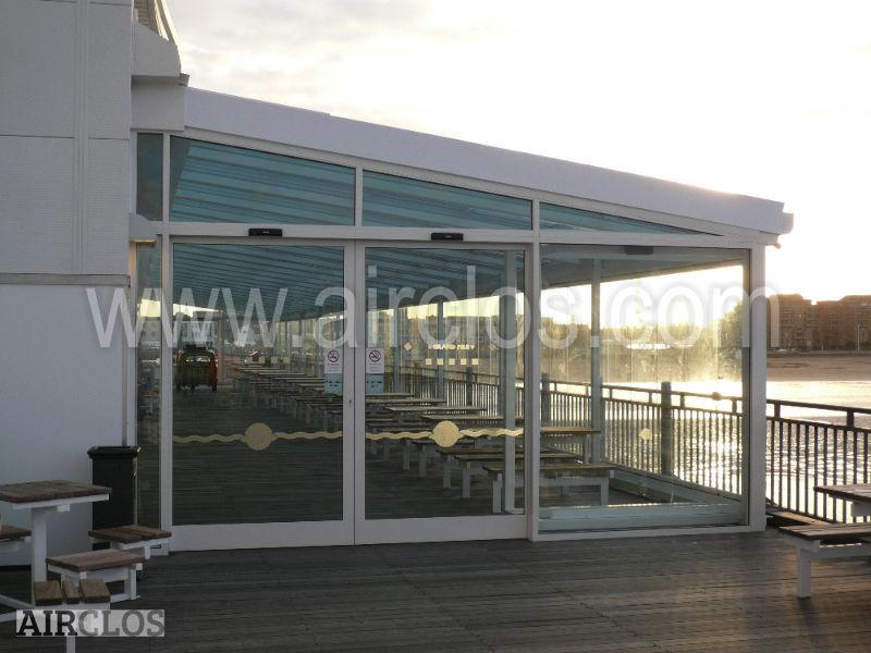 versenkbare glasdach sonnenraum und glashaus produkt id. Black Bedroom Furniture Sets. Home Design Ideas