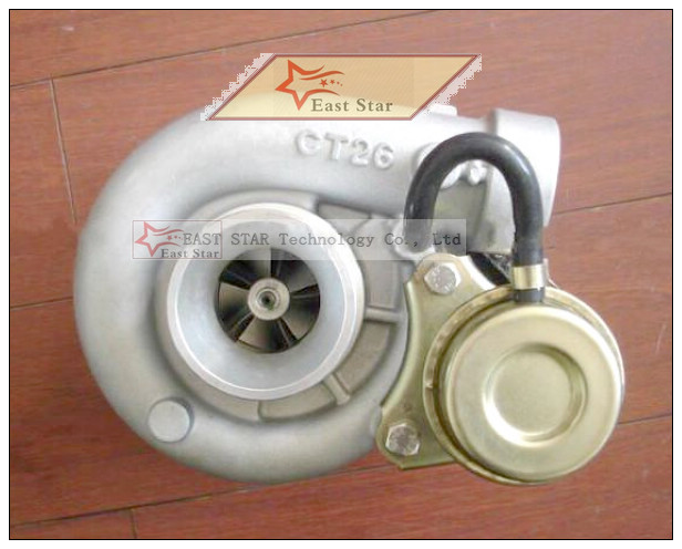 Turbo Cartridge CHRA Core CT26 17201-68010 1720168010 Turbocharger For  TOYOTA LANDCRUISER LAND CRUISER 12HT 12H-T 12H T 4 0L