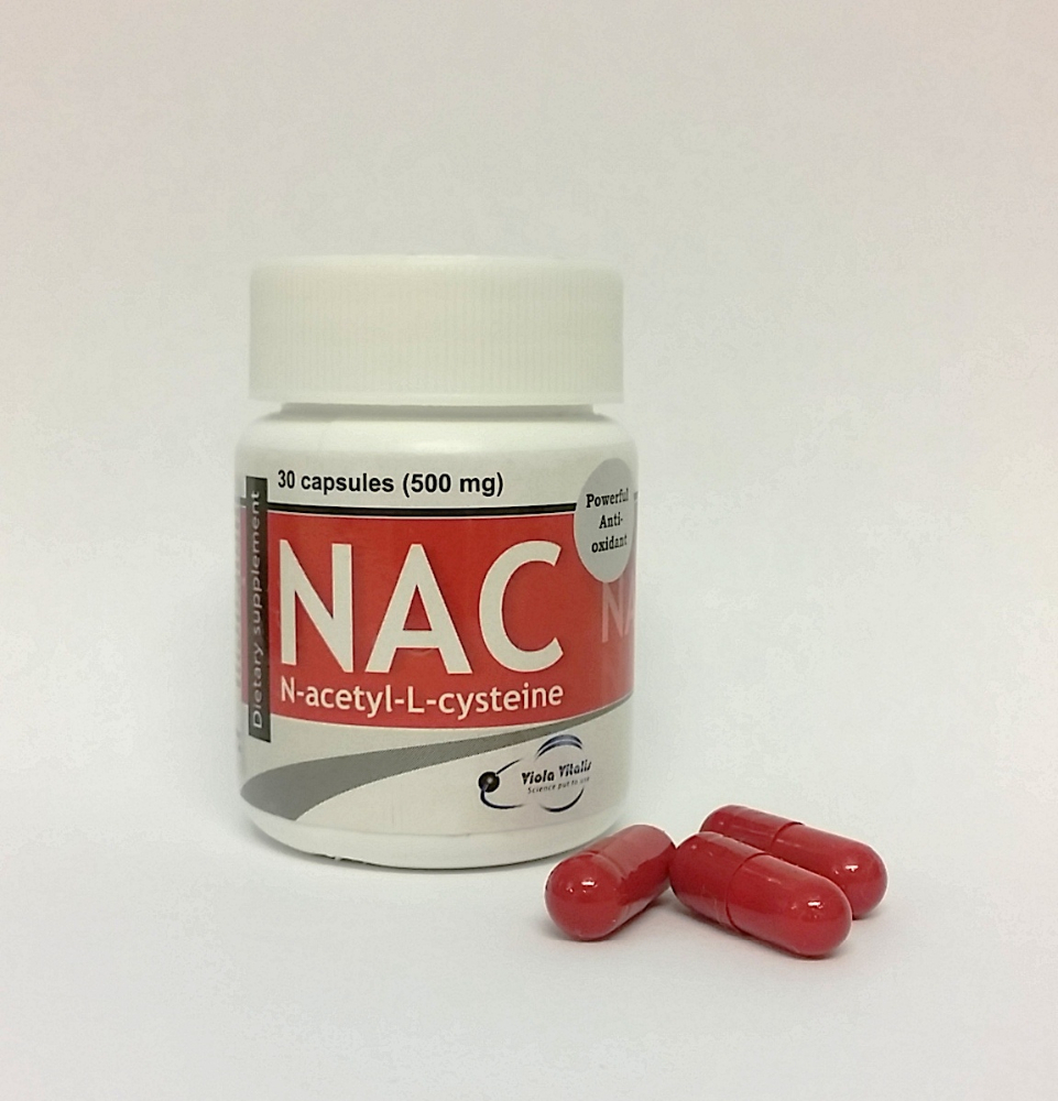 NAC (Dietary antioxidant supplement)