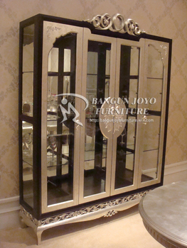 Attractive Luxury Design Series Dining Room Wine Cabinet, Elegant Home Decorative Display  Cabinet Home Design Ideas