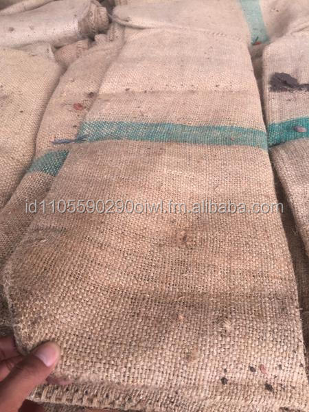 One Time Used Jute Bag from Indonesia