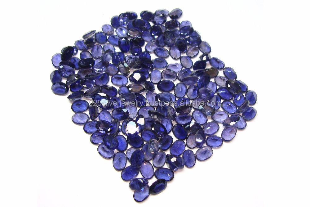 Iolite gemstones natural semi precious gemstones wholesale gemstones Iolite