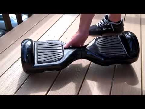 Hoverboard, Self Balancing, 2 Wheel, Smart Electric Scooter, Mini Segway, Hoverboard REVIEW