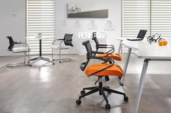 Charmant Perfect U   (U Creative) Office Chair, Office Furniture, Mesh Office Chair