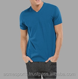 v neck t shirts - Top Selective Product v neck casual t shirt for men