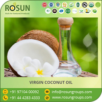 Genuine Price Natural Organic Extra Virgin Coconut Oil from Most Popular Indian Supplier