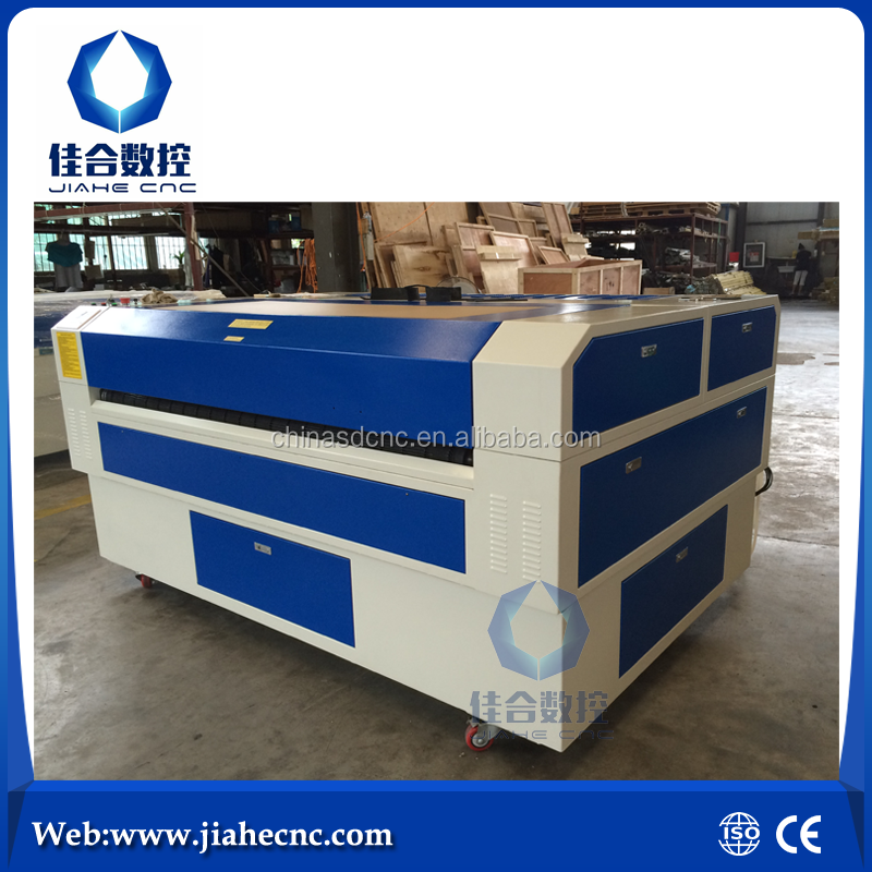 Widely application co2 laser engraving machine 1610 for stone,wood,acrylic,leather ect
