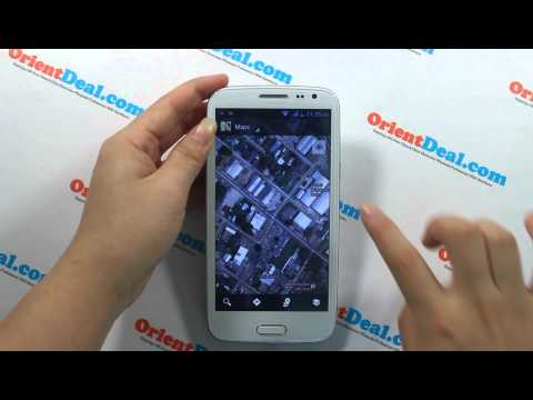 Cheap S4 Clone - 5 inch MTK6589 Quad Core Three SIM Cards Three Standby Cell Phone -N9572-n9500