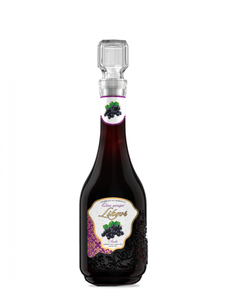 """BLACK CURRANT"" LIQUEUR WINE"