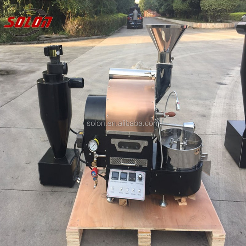15kg output Industrial topper coffee roaster machine coffee roasting machine for home