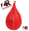 Boxing Strong Hanging Loop Leather Latex Bladder Speed Ball