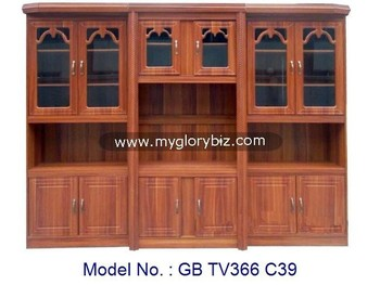 New Classic Furniture For Living Room Showcase And Display Cabinet