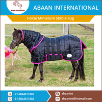 Wholesale Exporter of High Quality Horse Miniature Stable Rugs