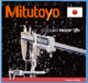 Easy to operate and High precision laser Mitutoyo caliper for trouble-free use