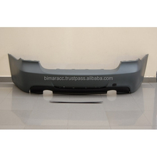 Rear bumper for BMW E90 M TECH DOUBLE EXIT ABS
