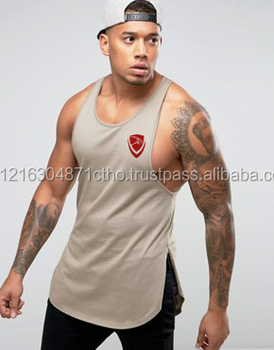 638092dae376d slim mens tank top fitness   body building clothes   gym vest sports tank  tops with