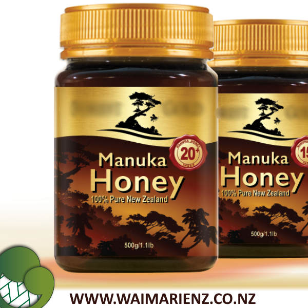 Manuka Honey 10+, 250g from New Zealand 2017 Active